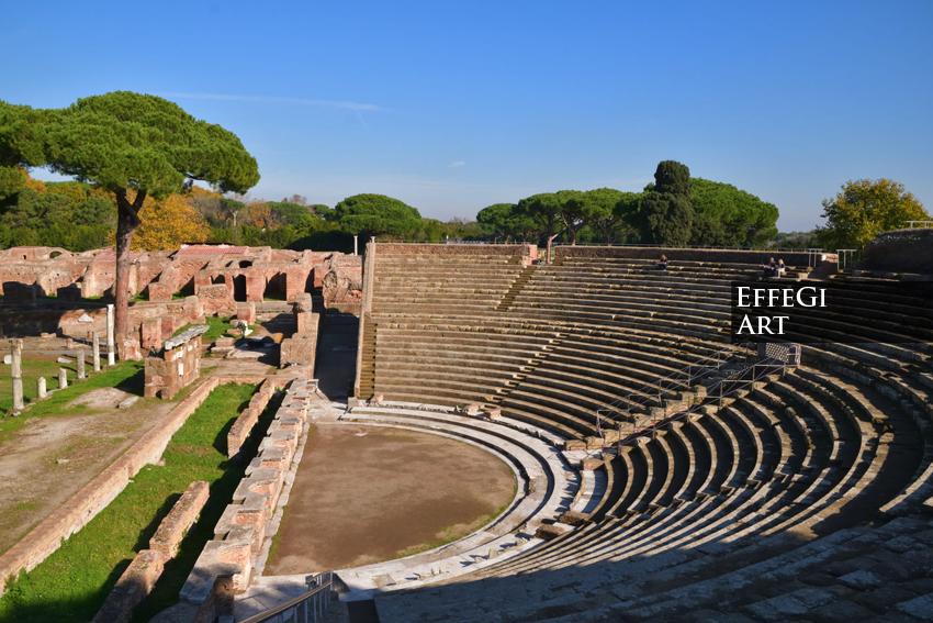Tornano nel Week-End Gli Antichi Mestieri ad Ostia Antica